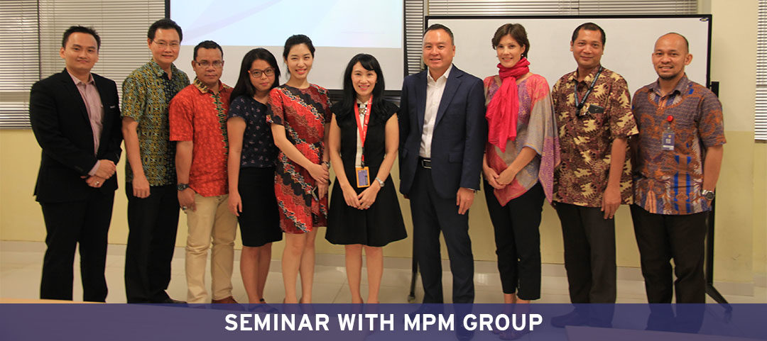 Seminar with MPM Group