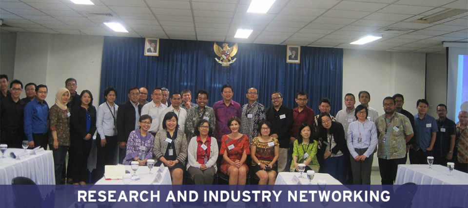 Research and Industry Networking
