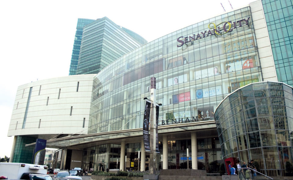 SENAYAN CITY MALL