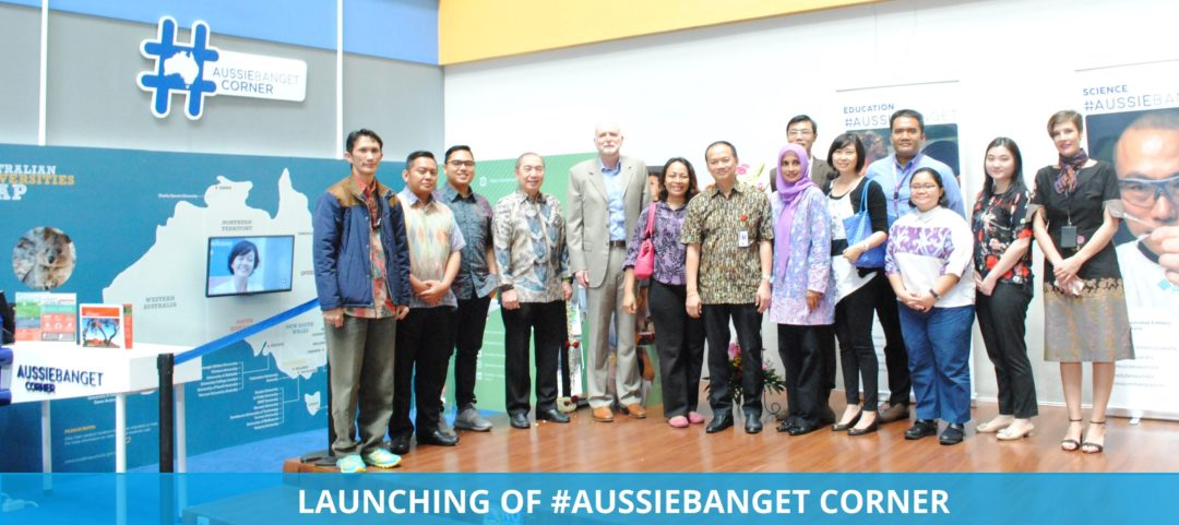 Launching of #AussieBanget Corner