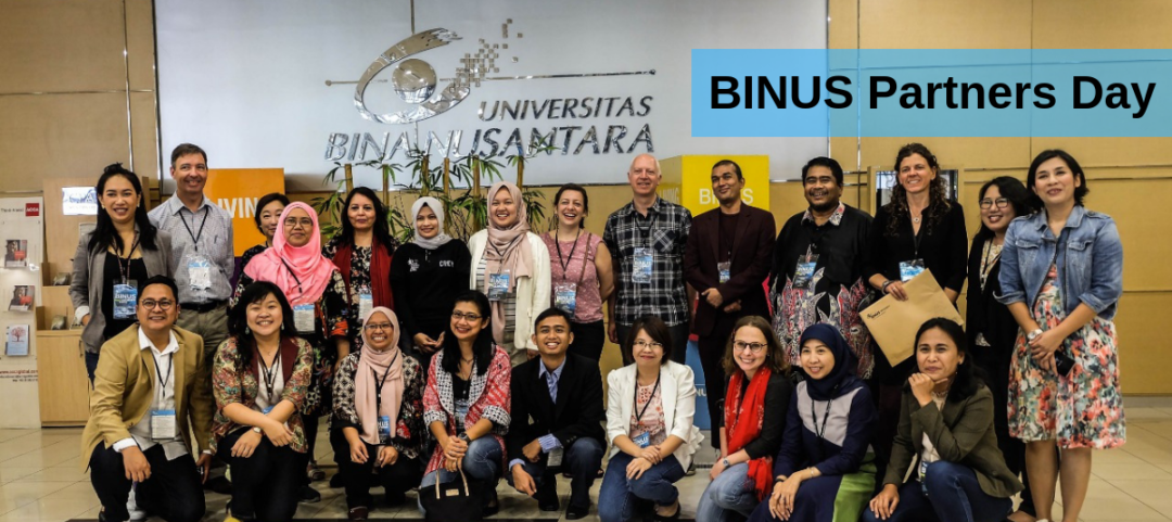 BINUS Partners Day